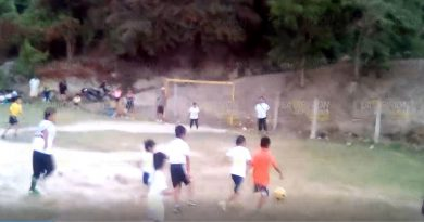 El gol fue a favor de club Ranchito1