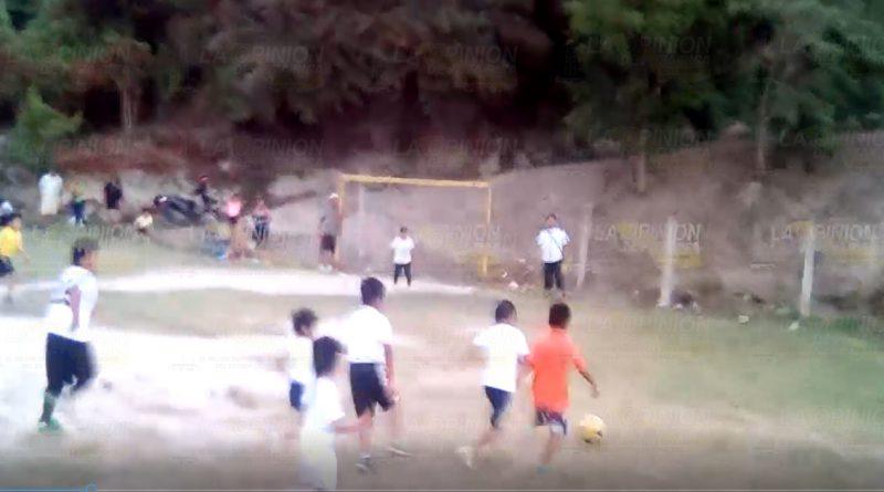 El gol fue a favor de club Ranchito1