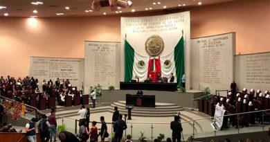 Eligen a Ángel Armando López como secretario de Diputación Permanente