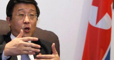 España Pide Embajador Corea Norte Abandonar País