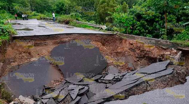 Estragos Caminos Estatales