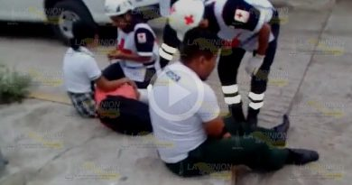 Estudiantes Lesionados Accidente Taxi