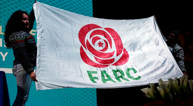 FARC Nuevo Nombre Político