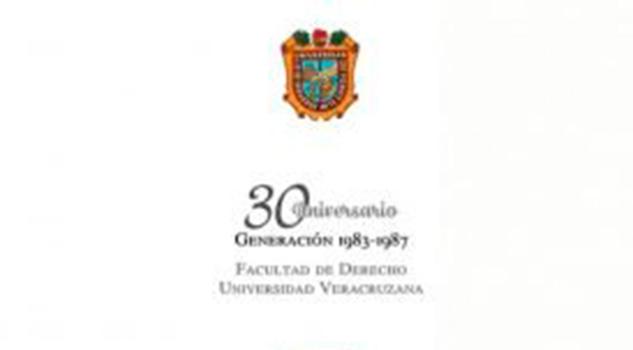 Facultad de Derecho de UV tendrá semana de conferencias de 18 al 22