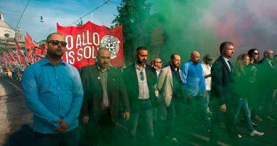 Fascismo Renovado Cobra Fuerza Italia