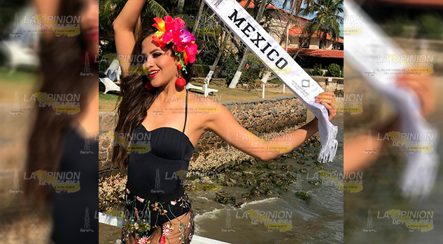 Pozarricense Gano Certamen Belleza Internacional