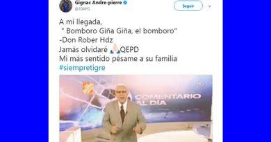 Gignac le debe el 'Bomboro' a Don Rober, experto en apodos