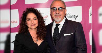 Gloria y Emilio Estefan celebran 39 años de casados