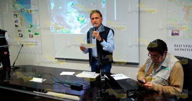 Gobernador Veracruz Saldo Huracán Katia