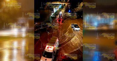 Huracán Katia Inundación Xalapa