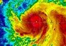 Se convierte 'María' en huracán categoría 4