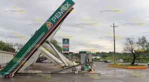 Estragos Huracán Katia