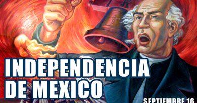 Independencia México