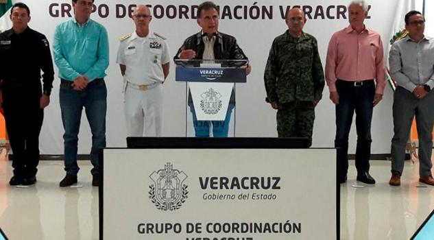 Inseguridad Disminuido Excepto Zona Sur Veracruz