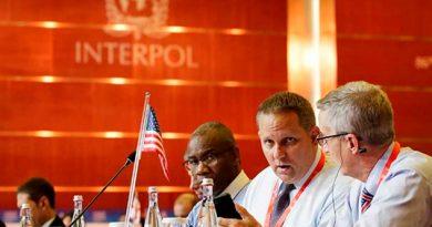 Interpol Aprueba Ingreso Palestina País Miembro