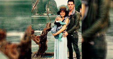 Jonathan Rhys Meyers Esposa Perdido Bebé Esperaban