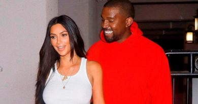 Kim Kardashian Kanye West Tercer Bebé