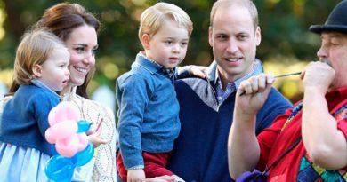 La duquesa de Cambridge está embarazada de su tercer hijo