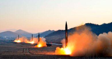 Las opciones militares de EE.UU. contra Corea del Norte son muy desagradables