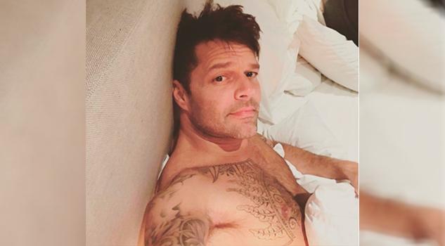 Llegado CDMX Ricky Martin Temblor