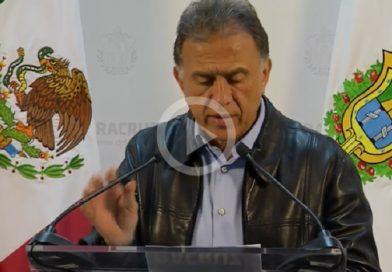Mañana sí habrá clases: Gobernador de Veracruz
