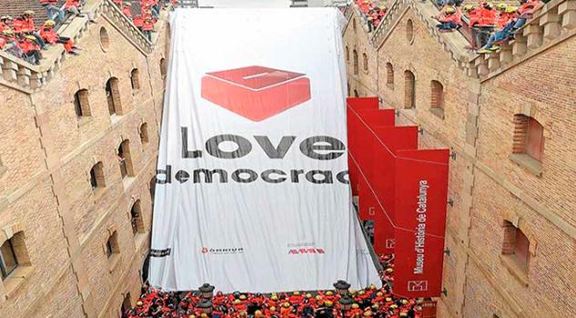 Mantienen Referéndum Cataluña