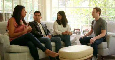 Mark Zuckerberg Recibe Dreamers Casa