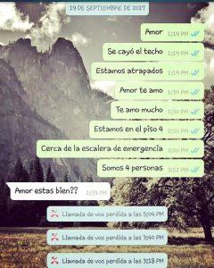 Mensaje Salvador WhatsApp