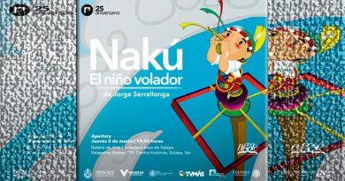 Nakú, El niño Volador, va a festical de cine y video indígena en Chile