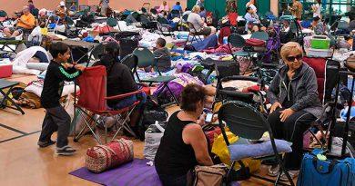 Ordenan Evacuaciones Florida