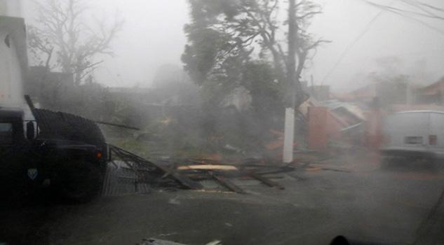 Paso María Puerto Rico Toque Queda
