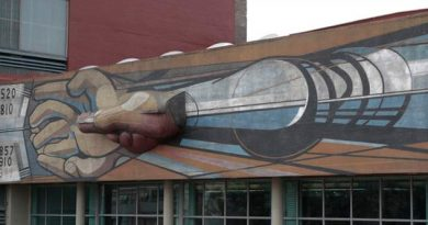 Patrimonio artístico de la UNAM