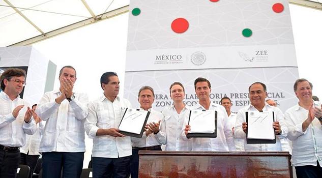 Peña Coatzacoalcos Zona Económica Especial