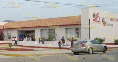 Piden Estancia Anexa Hospital Mujeres Embarazadas Cerro Azul