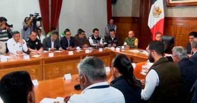 Piden evitar transitar por carreteras de Veracruz ante riesgo por Katia