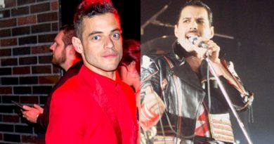 Rami Malek Freddie Mercury Película