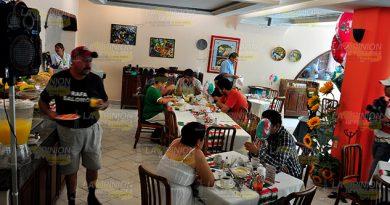 Restauranteros enfrentan crisis