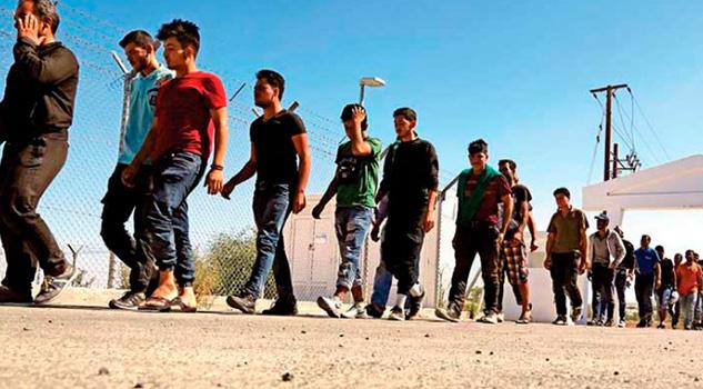 Reubicarán Refugiados Unión Europea