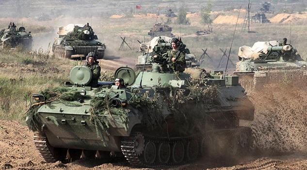Rusia Exhibe Músculo Militar Puertas UE