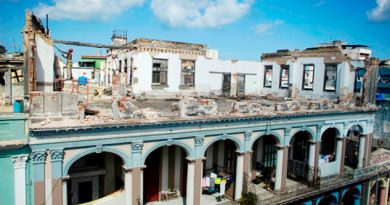 Rusia Materiales Reconstrucción Cuba