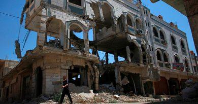 Rusia asegura haber matado al 'ministro de guerra' del ISIS en un ataque aéreo