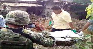 Se ahorca vecino del Kilómetro 6, Tihuatlán