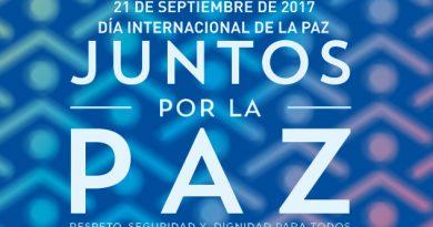 Septiembre Día Internacional Paz