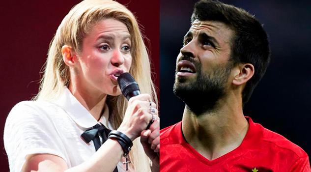 Shakira Piqué Terminan Relación