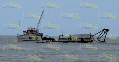 Sin Incidentes Navegación Tuxpan