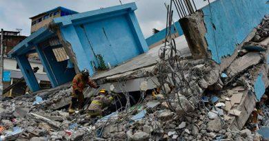 Sismos con la magnitud del que ha sacudido México