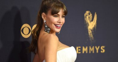 Sofía Vergara compartió un secreto muy nerd sobre Joe Maganiello en los Emmys 2017