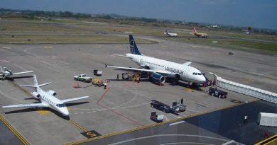 Suspenden Interjet y AeroMéxico vuelos Veracruz-CDMX, por sismo