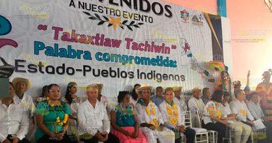 Takaxtlaw Tachiwin Estado Pueblos Indígenas