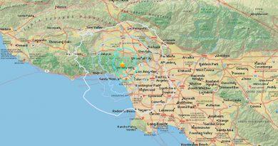 Terremoto de magnitud 3,6 en Los Ángeles